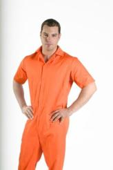 Orange Jumpsuits | National Textile