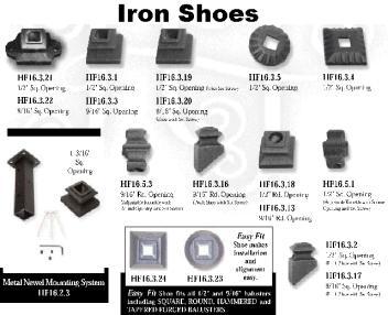 Iron Shoes and Epoxy