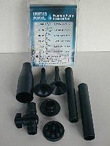 Rubber Fountain Stopper Plugs Fountain Head Kits